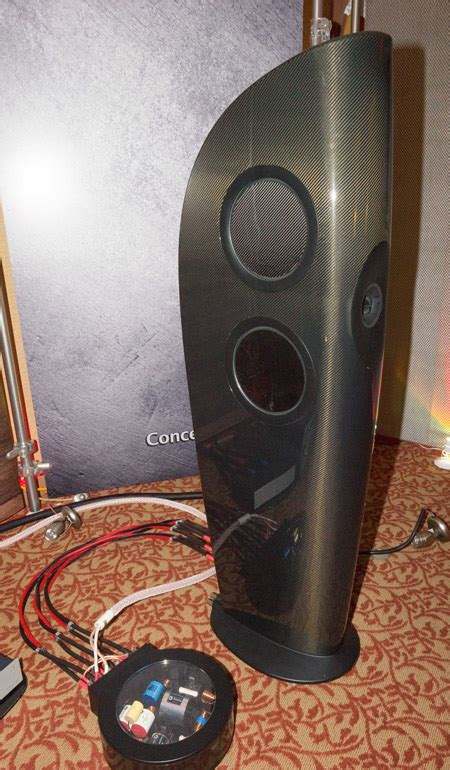 KEF's Special Blade   Stereophile