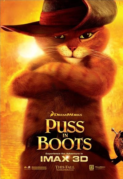 Puss in Boots (2011) (In Hindi) Full Movie Watch Online