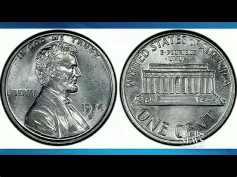 The Famous 1943 D Steel Penny & More Coins   Doovi