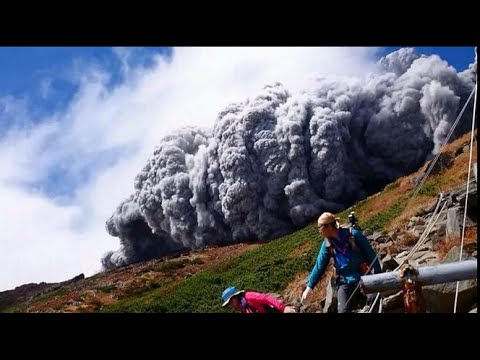 Japan Volcano: Mount Ontake Eruption 'Could Not Have Been