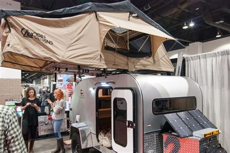 Tougher Teardrop: The Pull-Behind Camper Built To Last