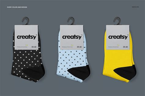 27+ Socks Mockup PSD Templates for Cool Showcase - Texty Cafe