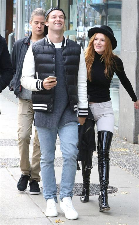 Patrick Schwarzenegger & Bella Thorne from The Big Picture