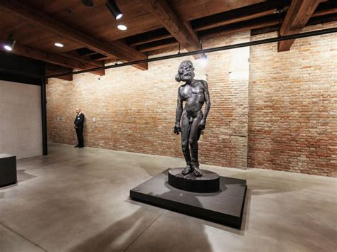 Damien Hirst on His Notorious Venice Show