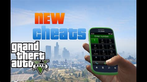 Gta 5 Cell Phone Codes/Cheats 2015/2016 (PS4,Xbox One and