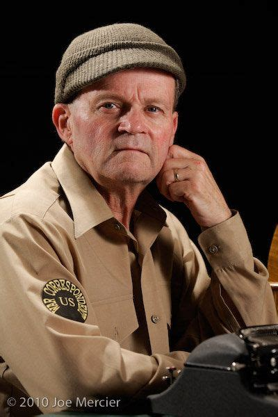 Production of 'Hi, I'm Ernie Pyle' to share stories about