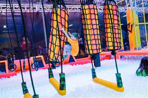 Warrior Course | Ninja Obstacle Course for Kids and Adults