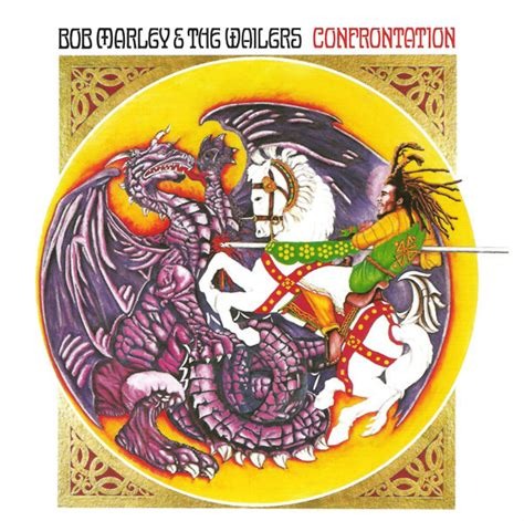 Bob Marley & The Wailers - Confrontation (2001, CD) | Discogs