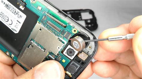 Nexus S GT- i9020 Disassembly & Assembly - Screen