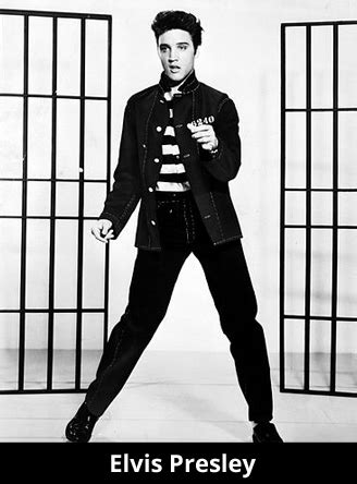 Amazing Facts for Kids about Elvis Presley
