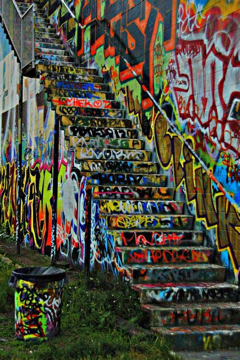 The meaning and symbolism of the word - «Graffiti»