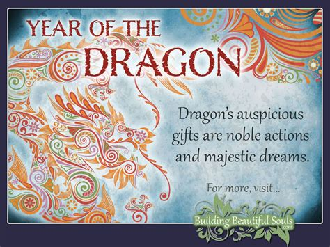 Year of the Dragon – Chinese Zodiac Dragon Meanings