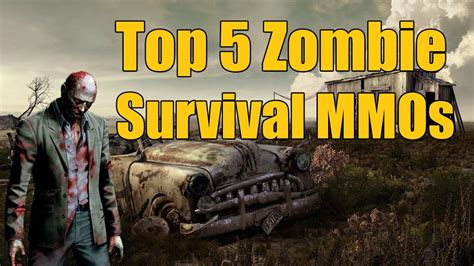 Top 5 Zombie Survival MMOs 2013 - YouTube
