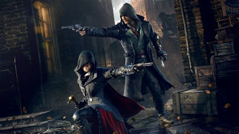 Assassin's Creed Syndicate Twin Assassins Wallpapers   HD