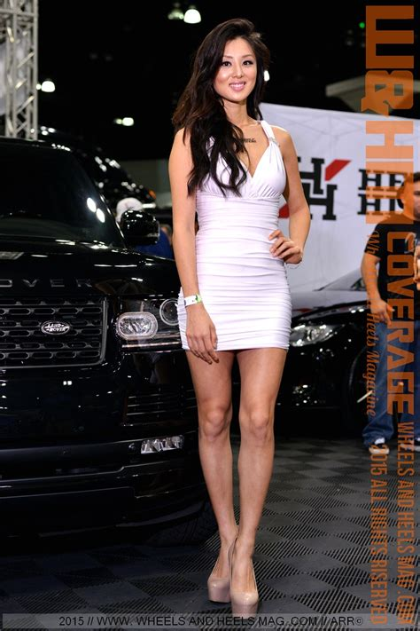 Ultra Fashionable Heavy Hitters Wheels Car Show Models at