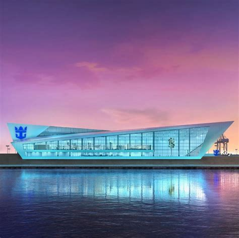 Royal Caribbean breaks ground for Crown of Miami – CRUISE