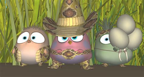 The Angry Birds Movie 2   Sony Pictures Imageworks