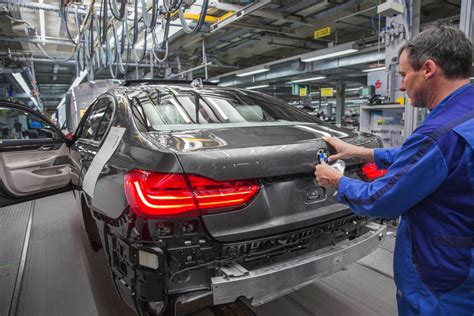 Chassis, CFRP & Suspension: 2016 BMW 7 Series