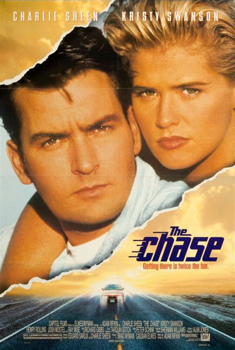 The Chase Movie Poster (#1 of 2) - IMP Awards