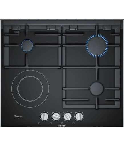 BOSCH - PRY6A6B70Q - Mixed hob (gas and electric)