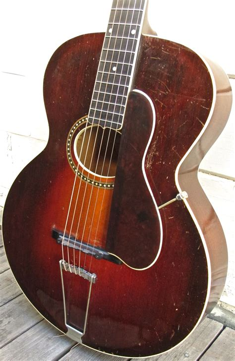 Gibson L-4 Archtop Acoustic Guitar, Vintage 1926 | om28