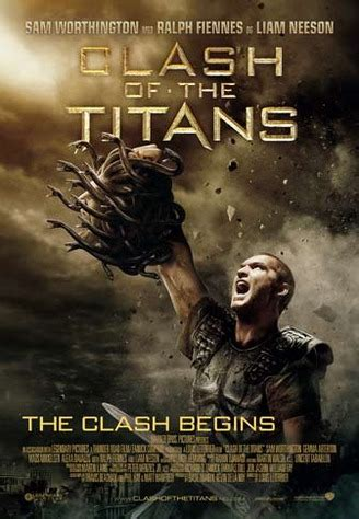 Clash of the Titans (Video on Demand) - DVD - Discshop