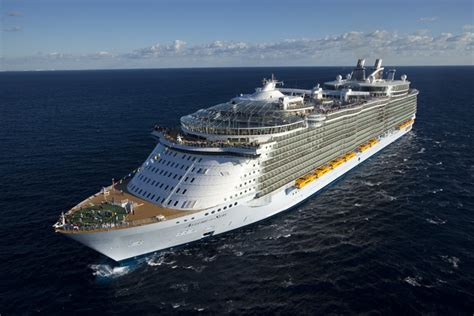 World's largest cruise ship Allure of the Seas to offer