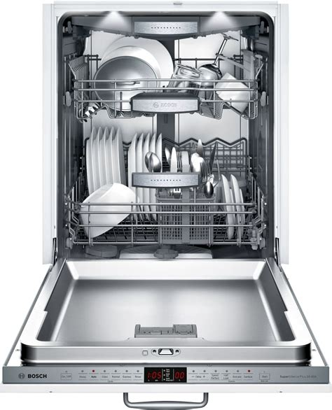 Bosch SHV9PT53UC Fully Integrated Dishwasher with 3rd Rack