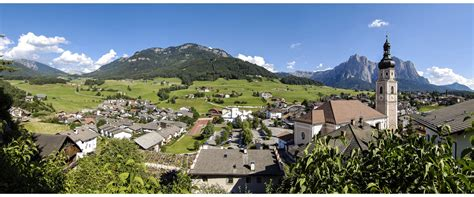 Castelrotto - Holidays in a village in the heart of the