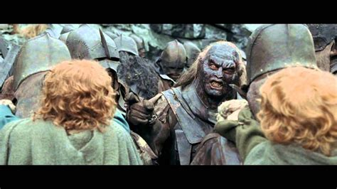 LOTR The Two Towers - Extended Edition - The Uruk-hai