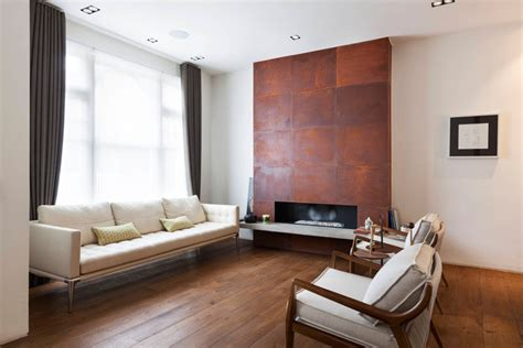 Fireplace Design Idea - 6 Different Materials To Use For A