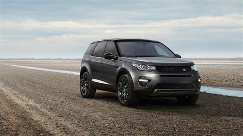 2017 Land Rover Discovery Sport 4K Wallpaper   HD Car