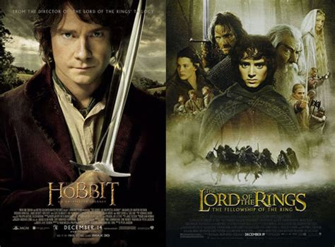 The Hobbit and Lord of the Rings Trilogy - Extended