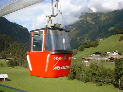 Switzerland's incredible cable cars, gondolas and funiculars