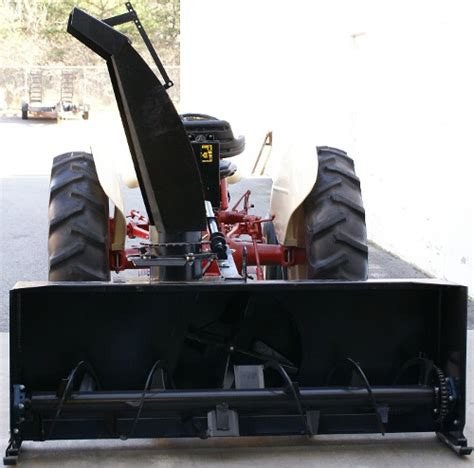 Snow Blowers / Snow Throwers / 3 Point Tractor Snowblowers