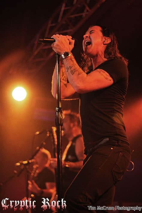 Scott Stapp takes The Emporium Higher Patchogue, NY 6-21