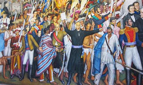 The History of Mexico's Independence Day and El Grito