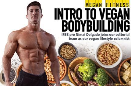 Introduction to Vegan Bodybuilding | MUSCLE INSIDER