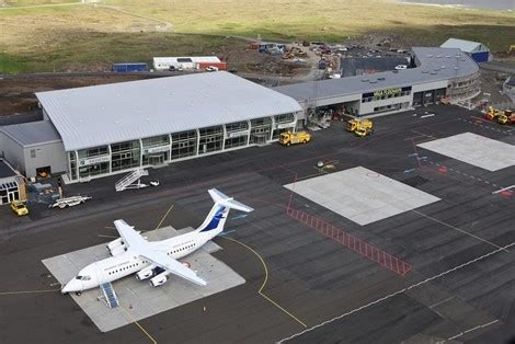 Successful opening of the new terminal on the Faroe Islands