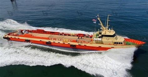 Job At Sea: 2nd Engineer for Crew Boat
