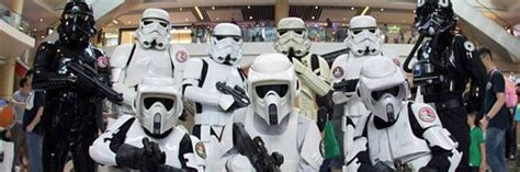 5 Insane Realities Of A Professional Costumed Stormtrooper