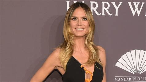 Heidi Klum Shares Topless Bathroom Selfie: 'Another Day at