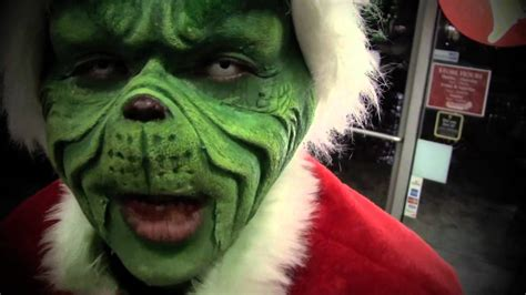 """""""The Grinch"""" Makeup - YouTube"""