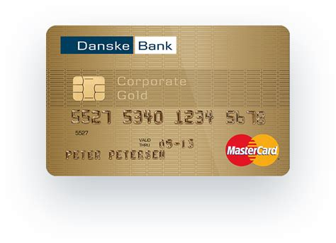 MasterCard Corporate Gold