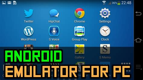 10+ Android Emulators for PC, Mac and Linux