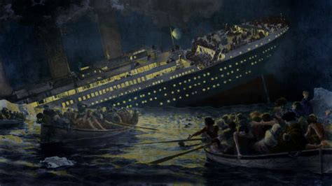 New Evidence Suggests The Titanic Wasn't Just Sunk By An