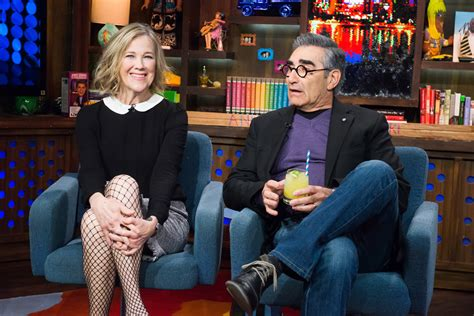 Catherine O'Hara & Eugene Levy | Watch What Happens Live