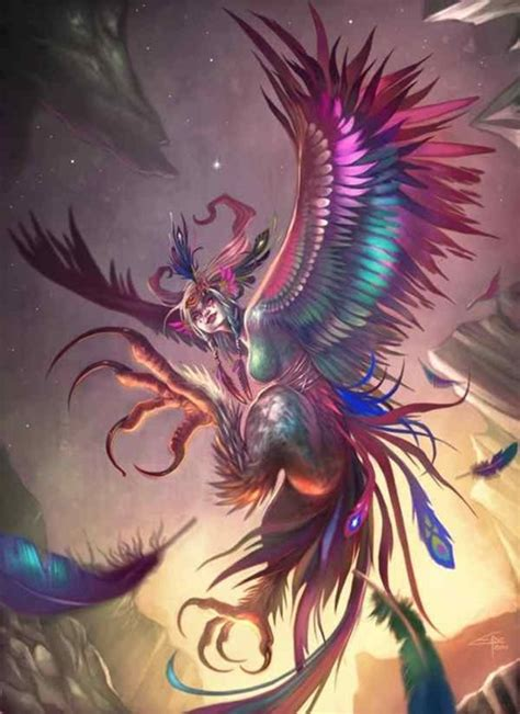 30 Mythical Creature Designs