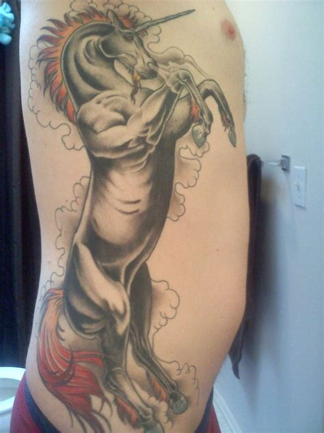 Unicorn Tattoos Designs, Ideas and Meaning   Tattoos For You