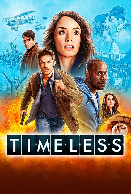 Watch Timeless - SS 2 2018 Ep 8 - The Day Reagan Was Shot